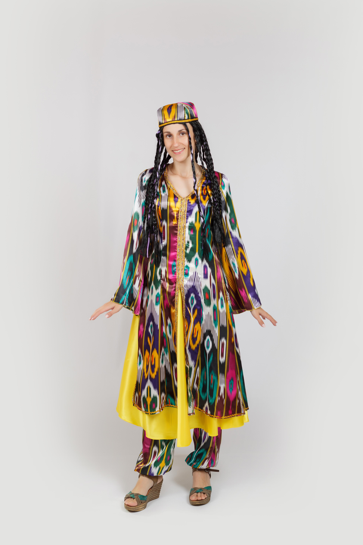 Национальный костюм узбечки (42) национальный костюм name is still pose msz db09