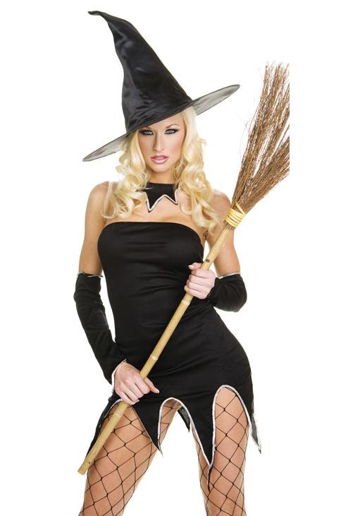 Костюм ведьмы без метлы (42-46) -  Ведьмы и колдуны