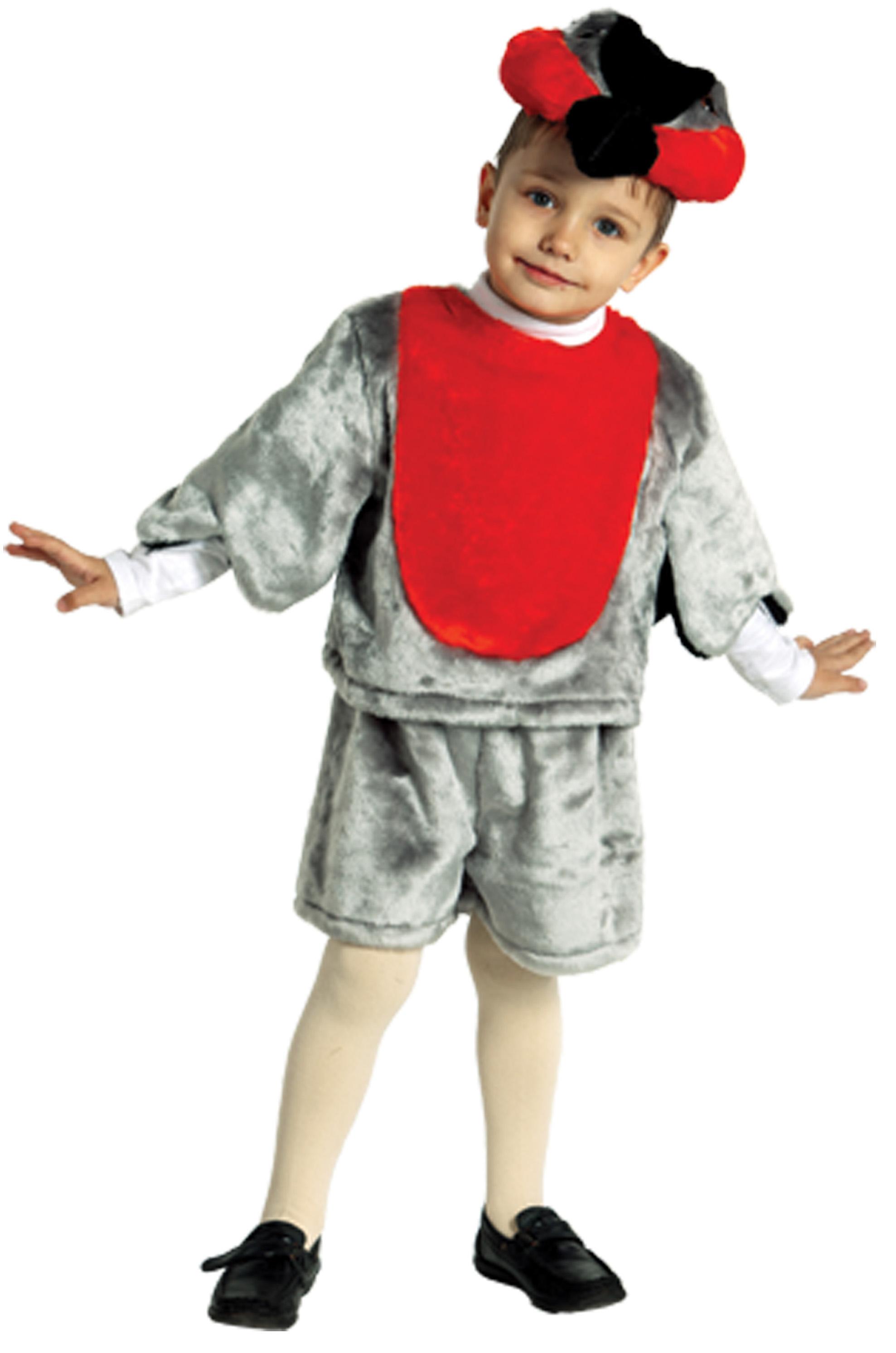 Костюм Малыша Снегиря (46) где костюм снегиря новогодний в новосибирске