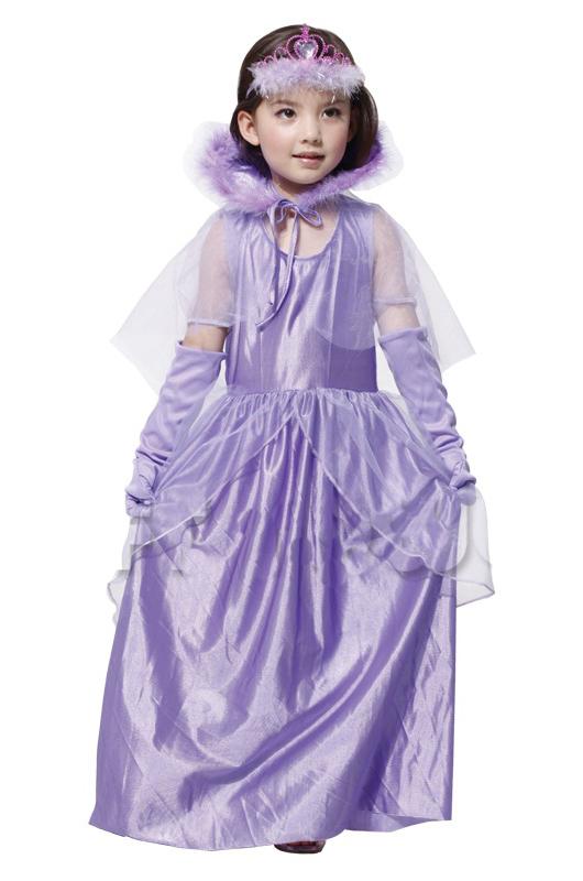 Костюм Фиолетовой принцессы (34-36) детский костюм принцессы авроры 34