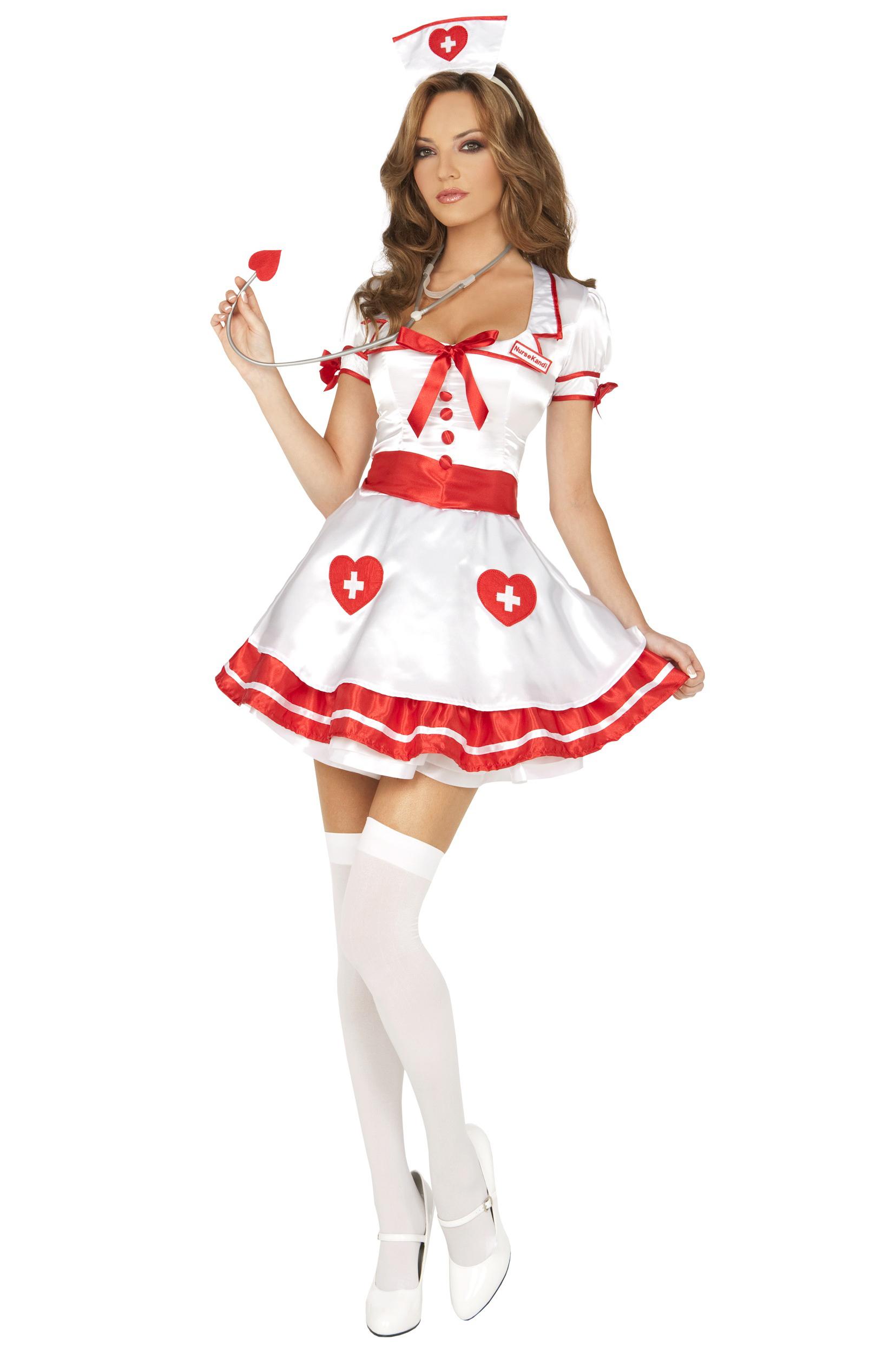 Костюм Милосердной медсестры (42-44) костюм медсестры с кружевом 42 44