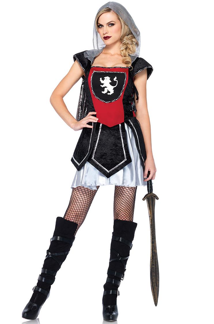 Женский костюм Королевского рыцаря (42-46) плита электрическая beko css 48100 ga