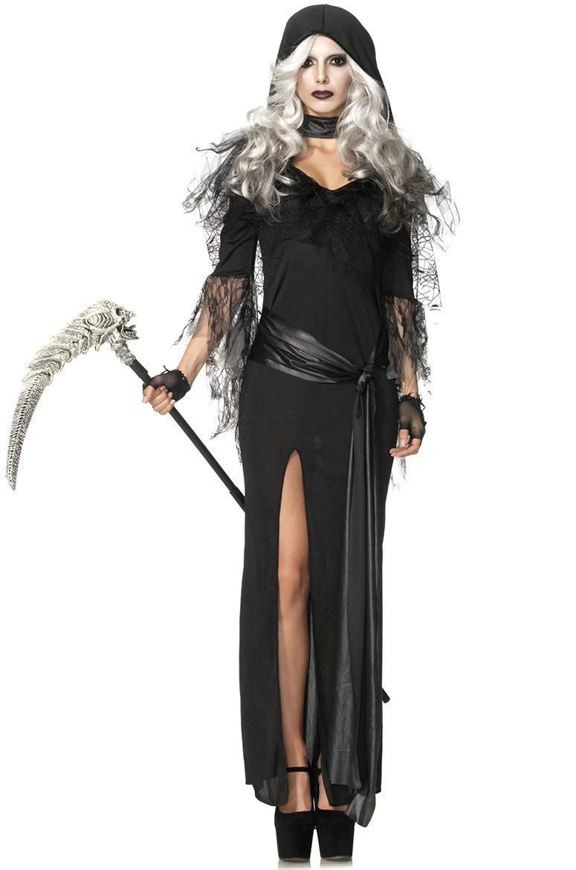 Костюм Стройной Смерти (42-46) -  Ведьмы и колдуны