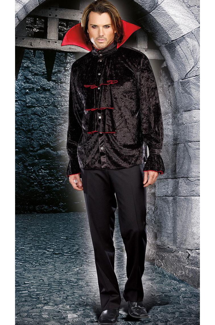 Костюм Вампира с жабо (46-50) -  Вампиры и Вампирши