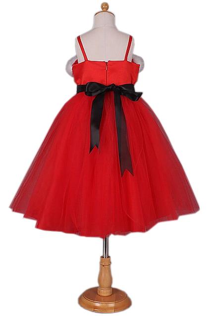 Детское платье внучки Санты (36) от Vkostume
