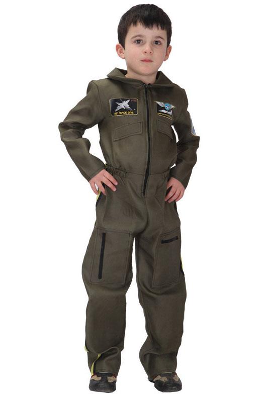 Костюм Маленького летчика (34-36) детский костюм озорного клоуна 34