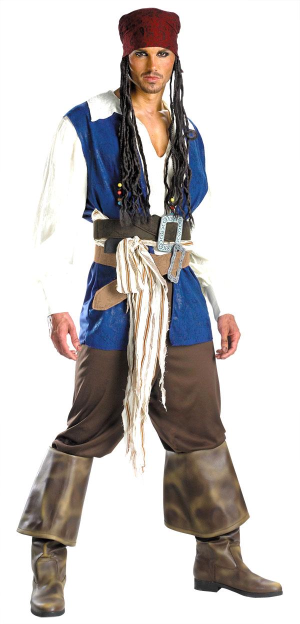 Костюм Капитана Воробья (48-50) сергей аксу сокровища капитана малисиозо