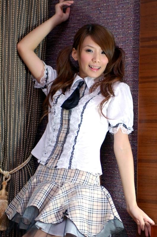 Костюм Покладистой Японской школьницы (46)