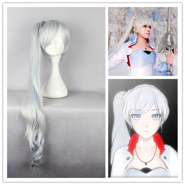 Серый парик Парик Вайс Шнее (UNI) длинный парик блонди uni