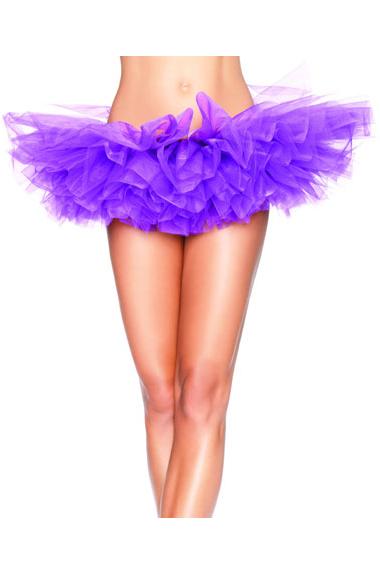Фиолетовая пачка (UNI) -  Подъюбники и юбки