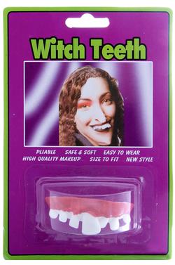 Зубы ведьмы (UNI) -  Грим и шрамы