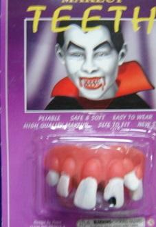 Зубы с гнилью (UNI) -  Аксессуары на Хэллоуин