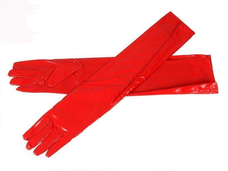 Лаковые перчатки (46) - Перчатки и рукава, р.46