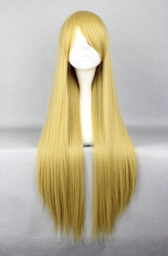 Длинный парик блонди (UNI) длинный парик блонди uni
