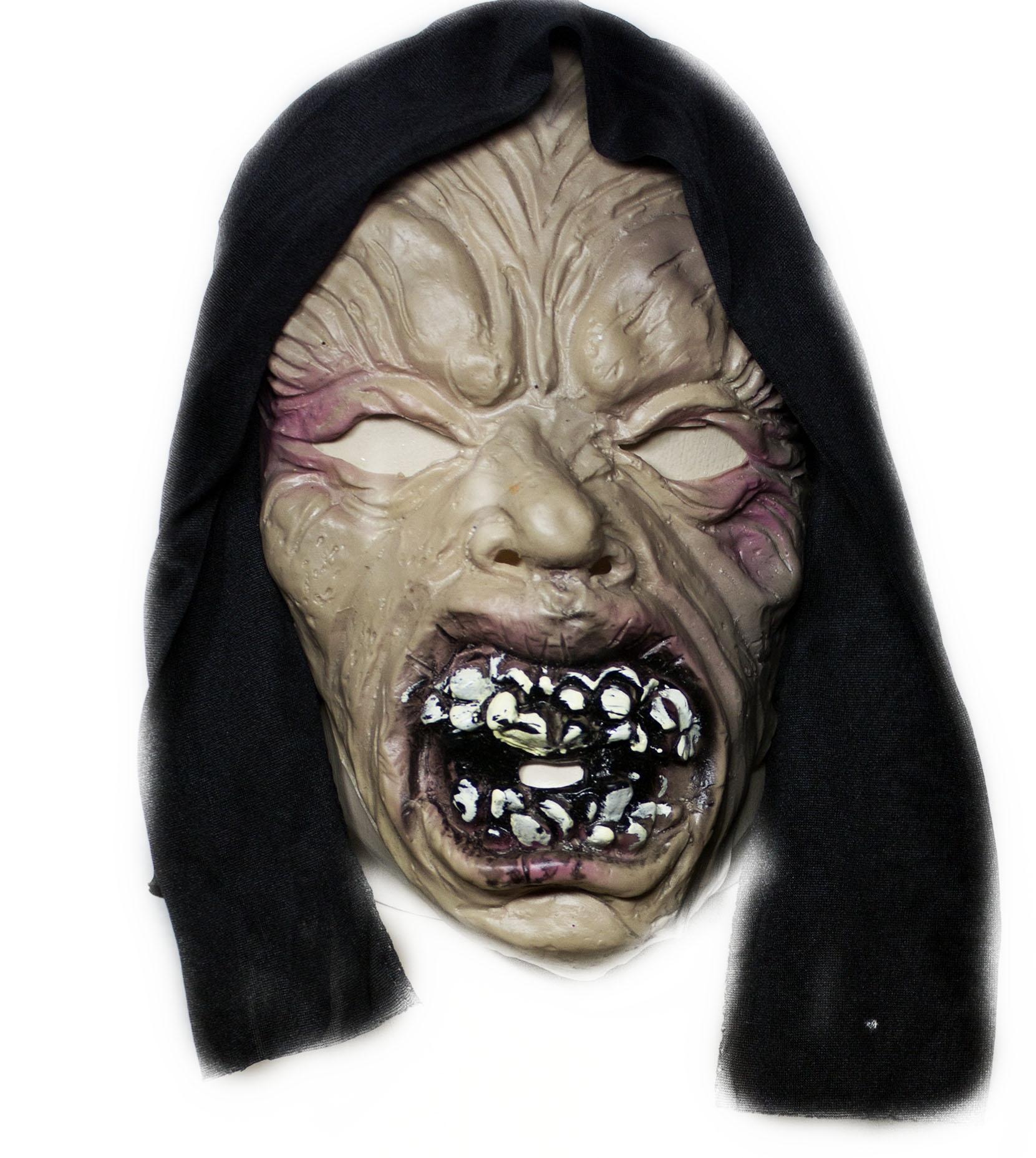 Детская маска Жуткое лицо (UNI) плащ и маска черепашка ниндзя uni