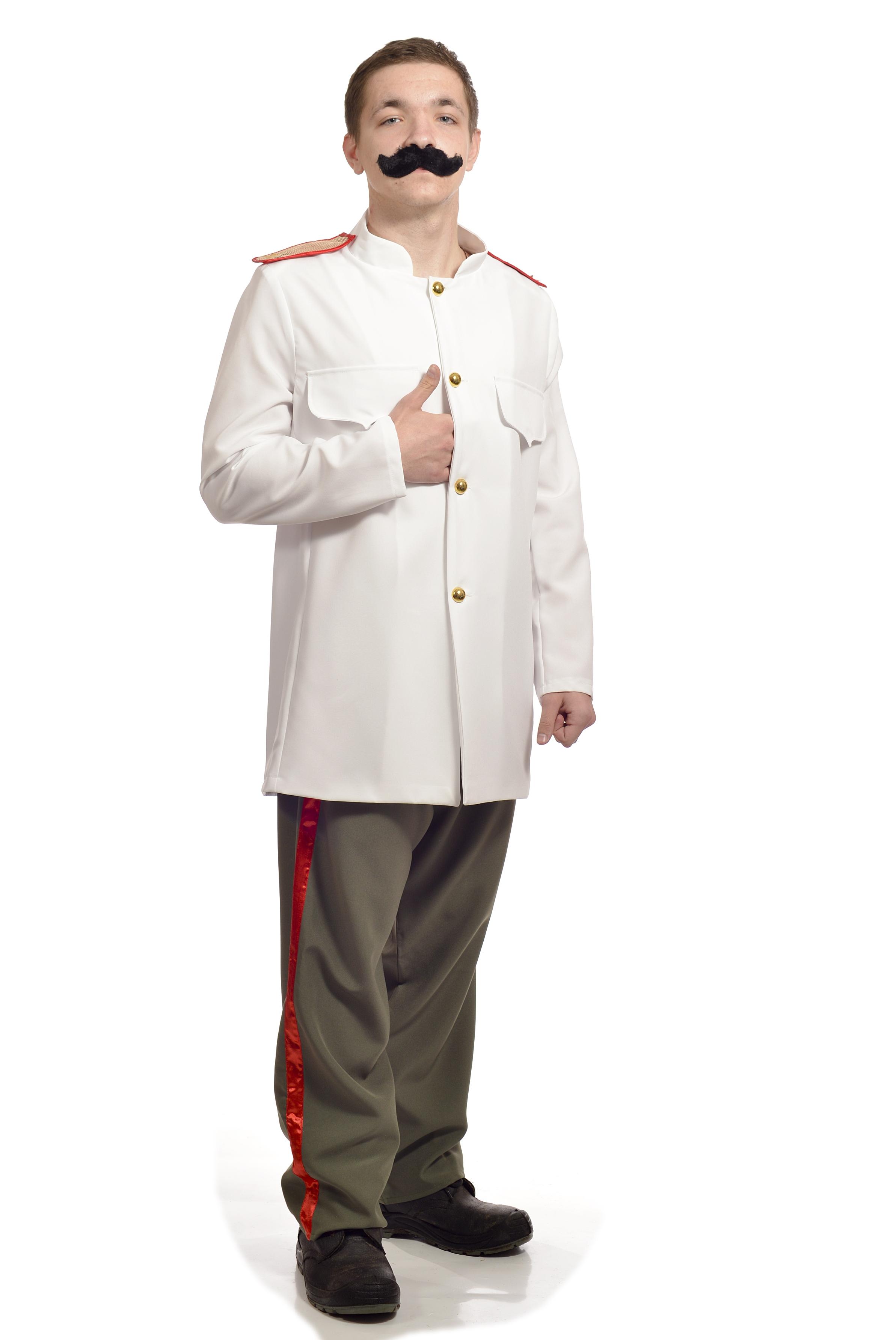 Костюм Сталина для взрослых (48) - Знаменитости, р.48