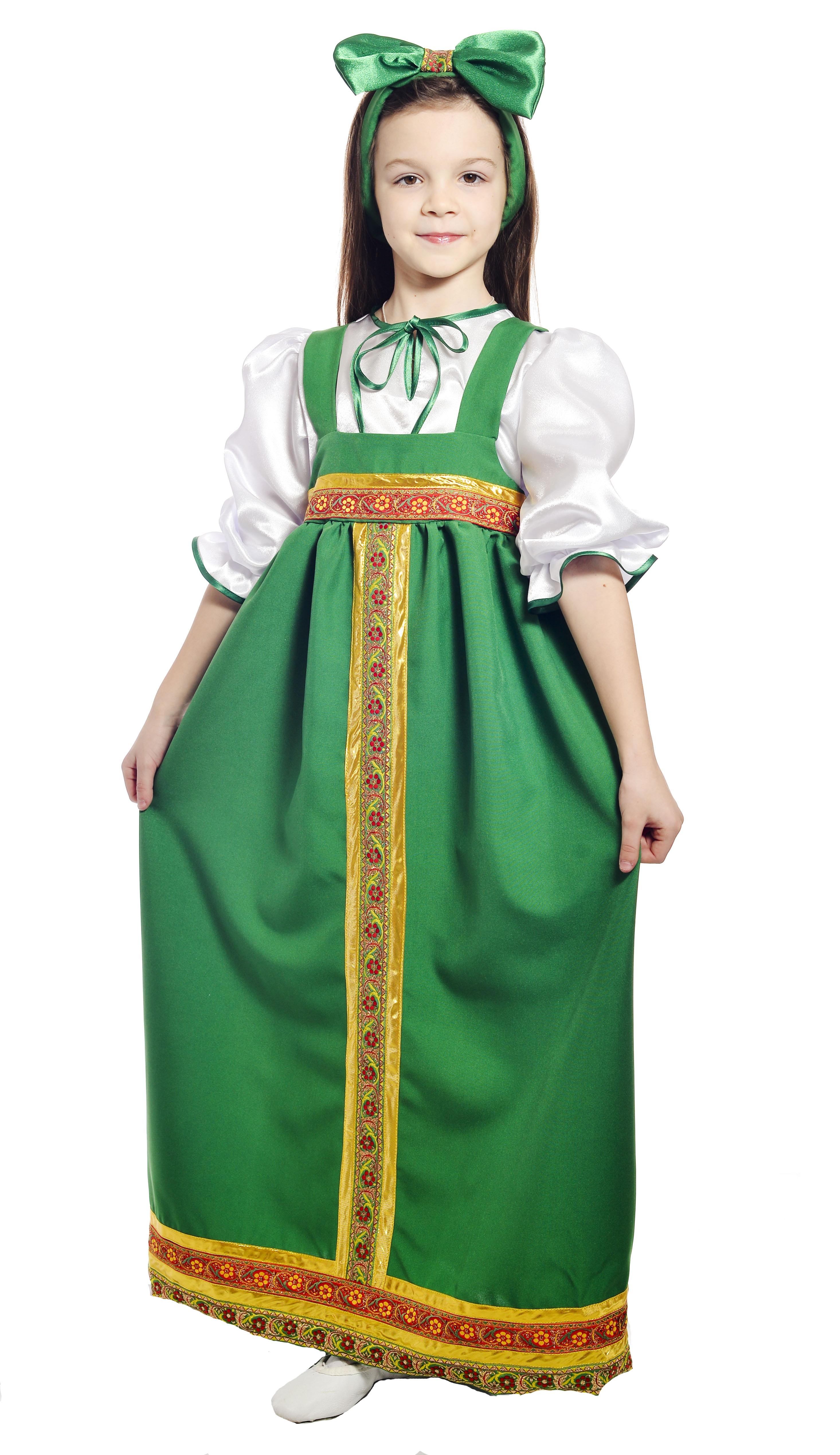 Детский костюм Барыни (46)