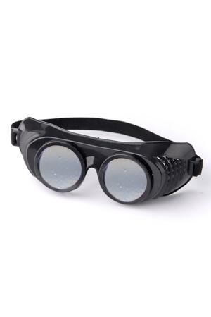 Латексная маска на глаза (UNI) - Аксессуары для ролевых игр