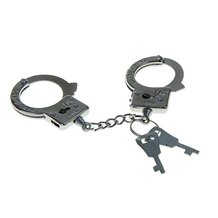 Наручники для пальцев (UNI) -  Полицейские и копы