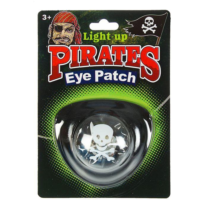 Наглазник светящийся (UNI) -  Пираты и моряки