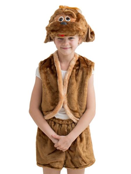 Костюм Пес Барбос (32-34) детский костюм озорного клоуна 34