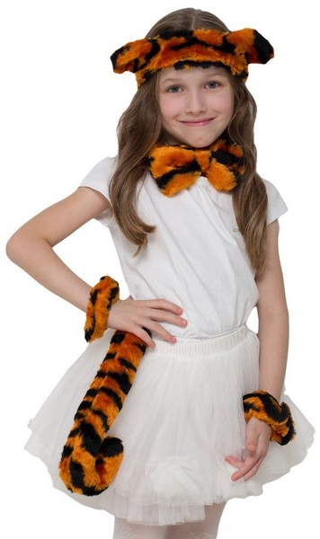 Набор Тигренок (UNI) -  Животные и зверушки