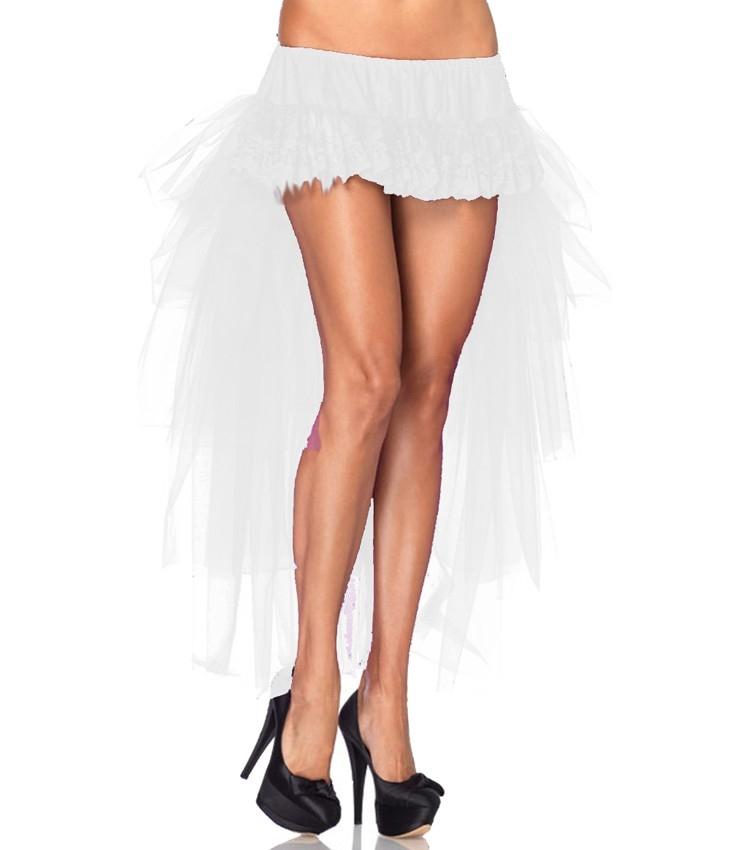 Белый подъюбник (S) - Подъюбники и юбки