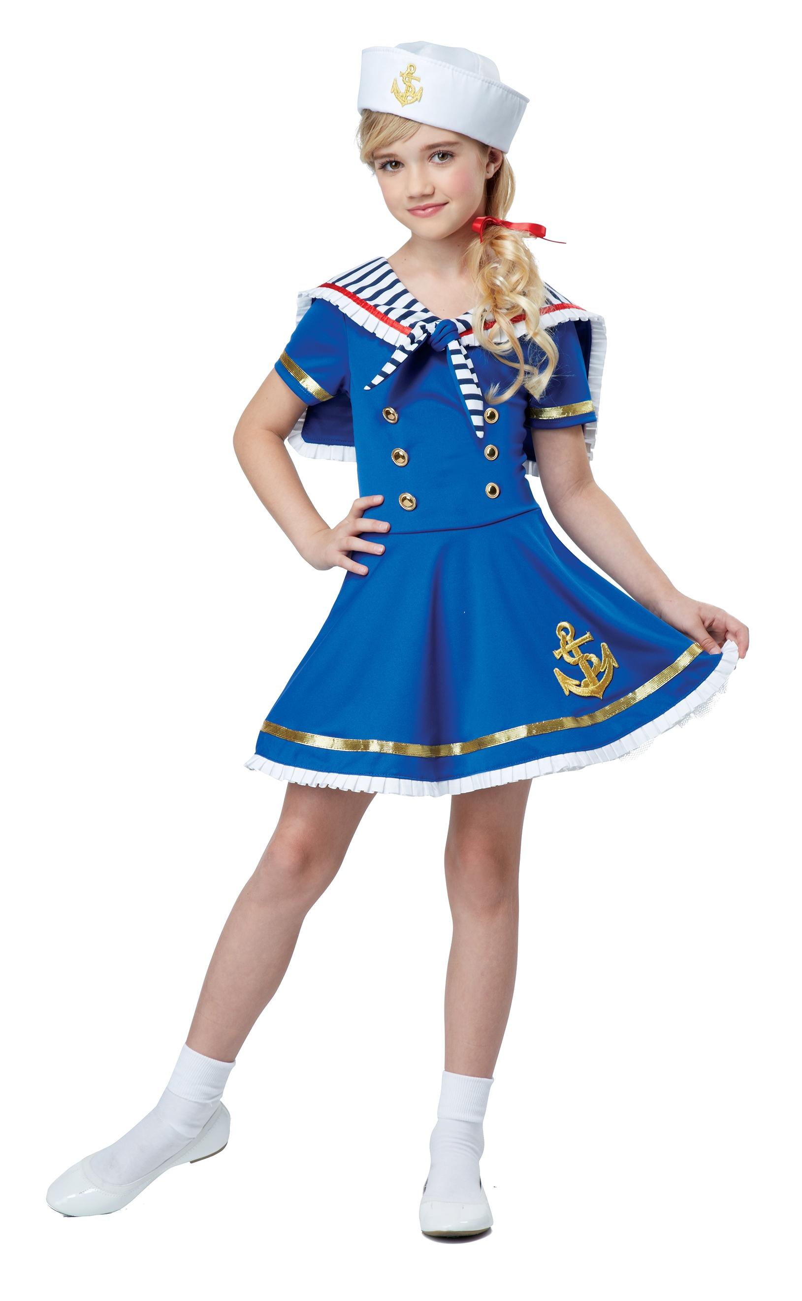 Детский костюм Морячки с якорем (28-30)