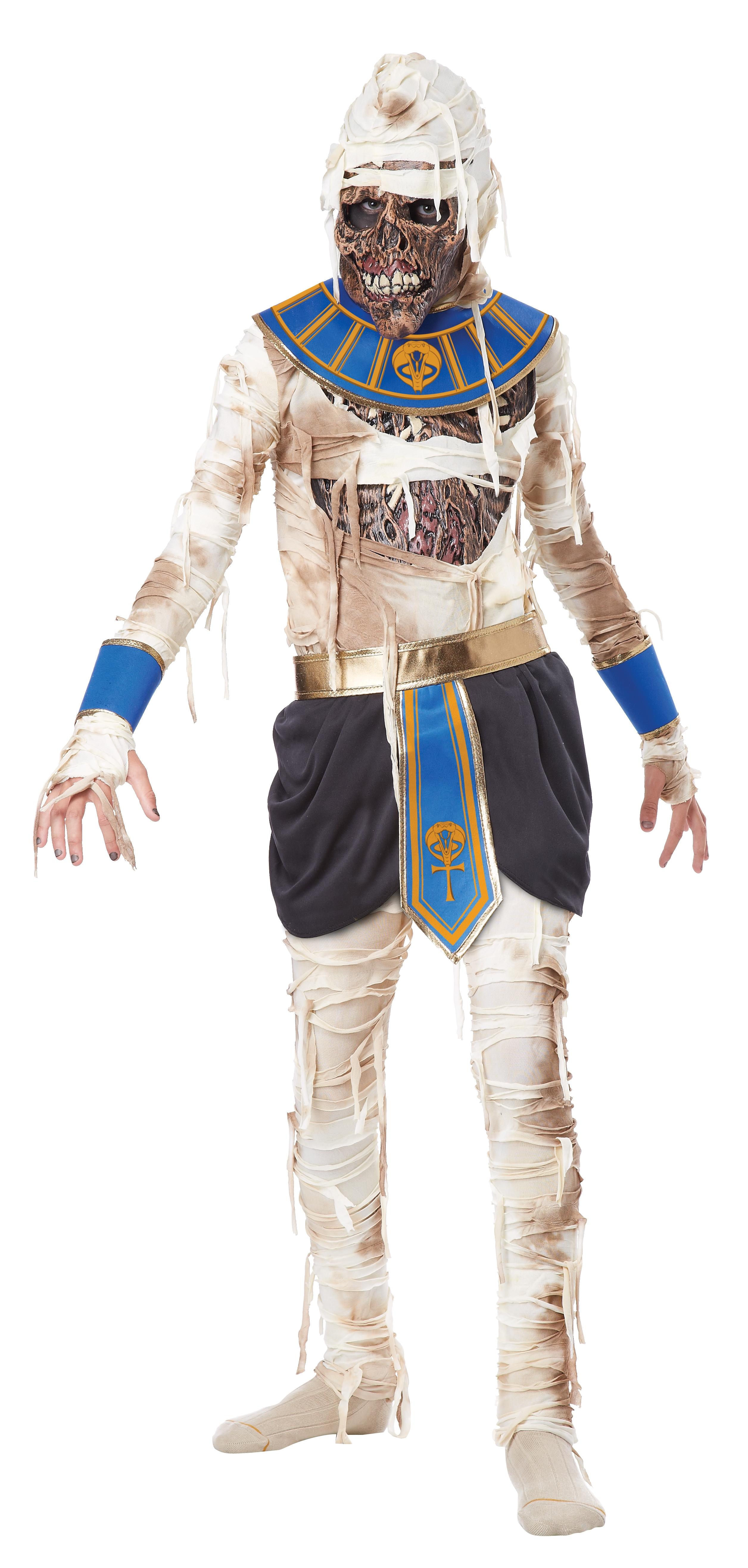 Детский костюм Мумия Фараона (34-36) -  Нечистая сила