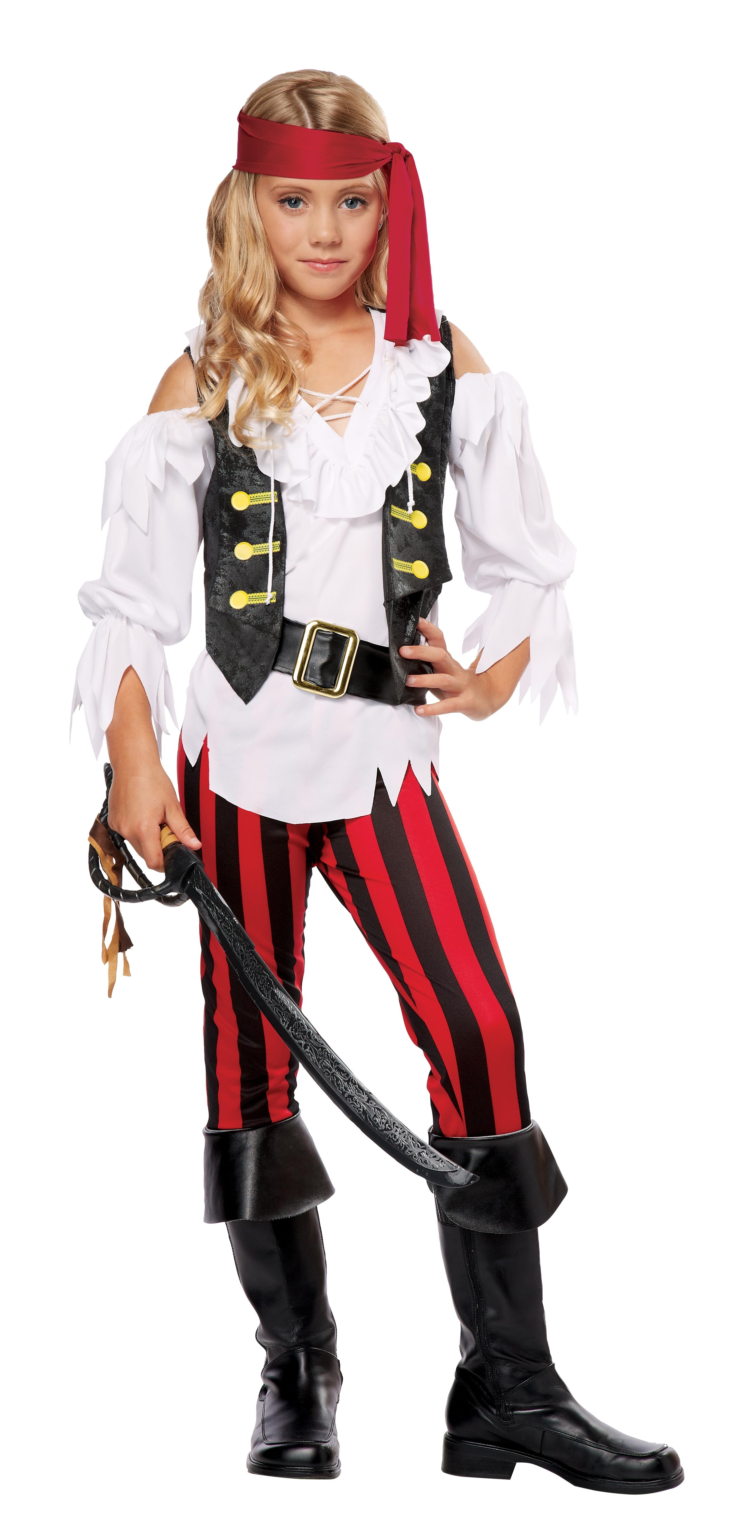 Детский костюм Залихватского пирата (38) детский костюм гонщицы даники патрик 38