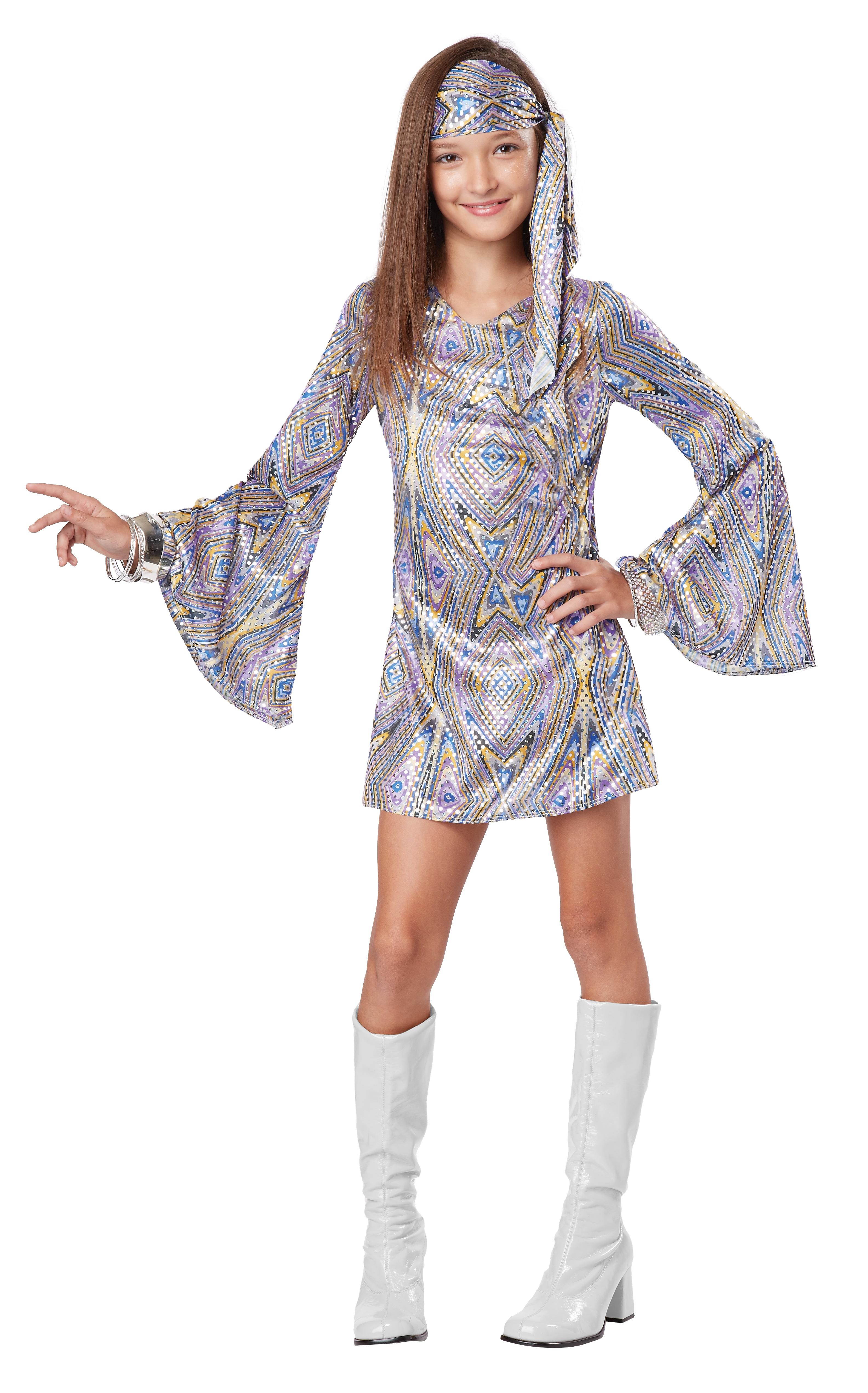 Детский костюм Танцовщицы диско (34-36)