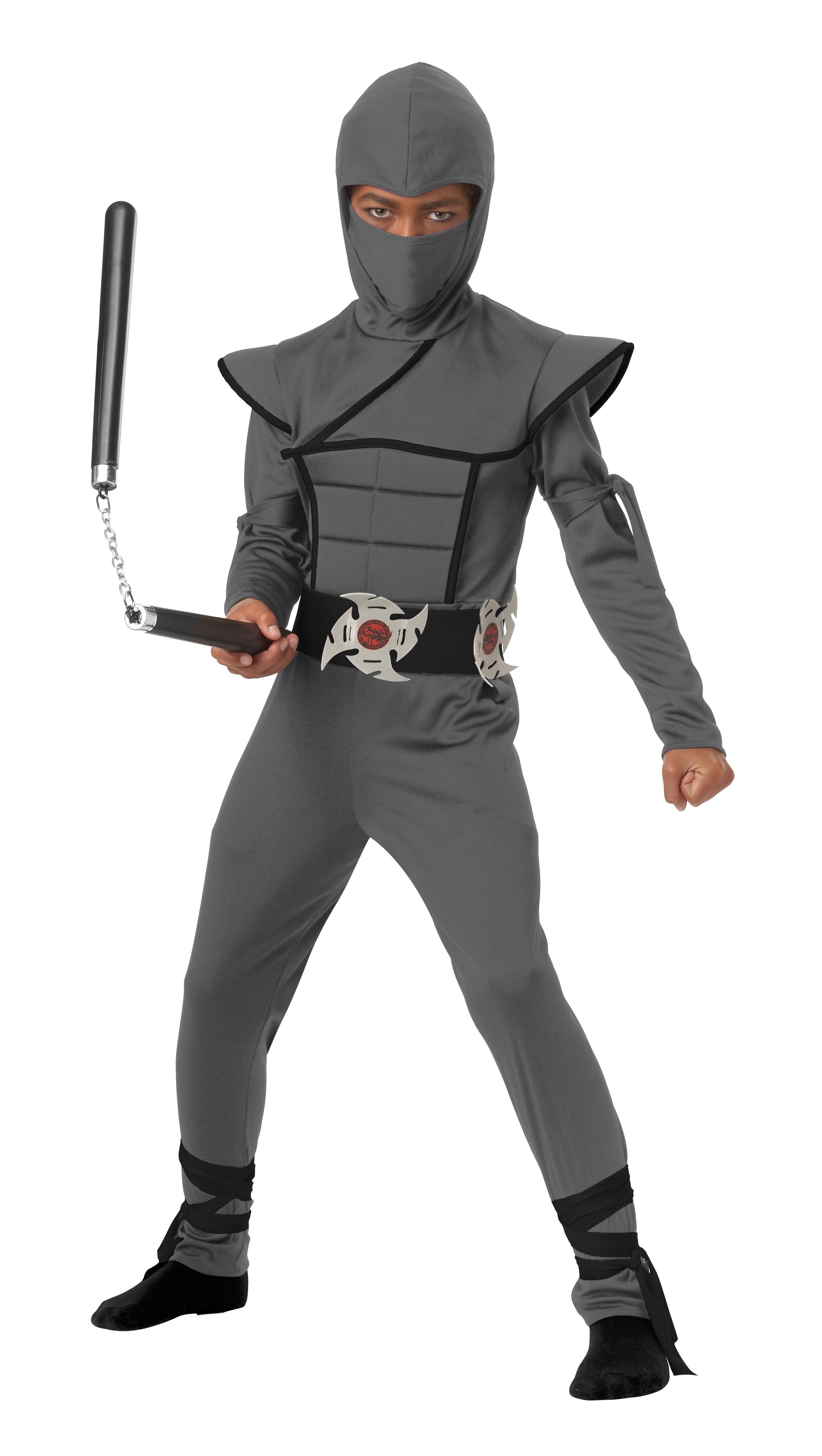 Детский костюм Незаметного Ниндзя (38) детский костюм гонщицы даники патрик 38