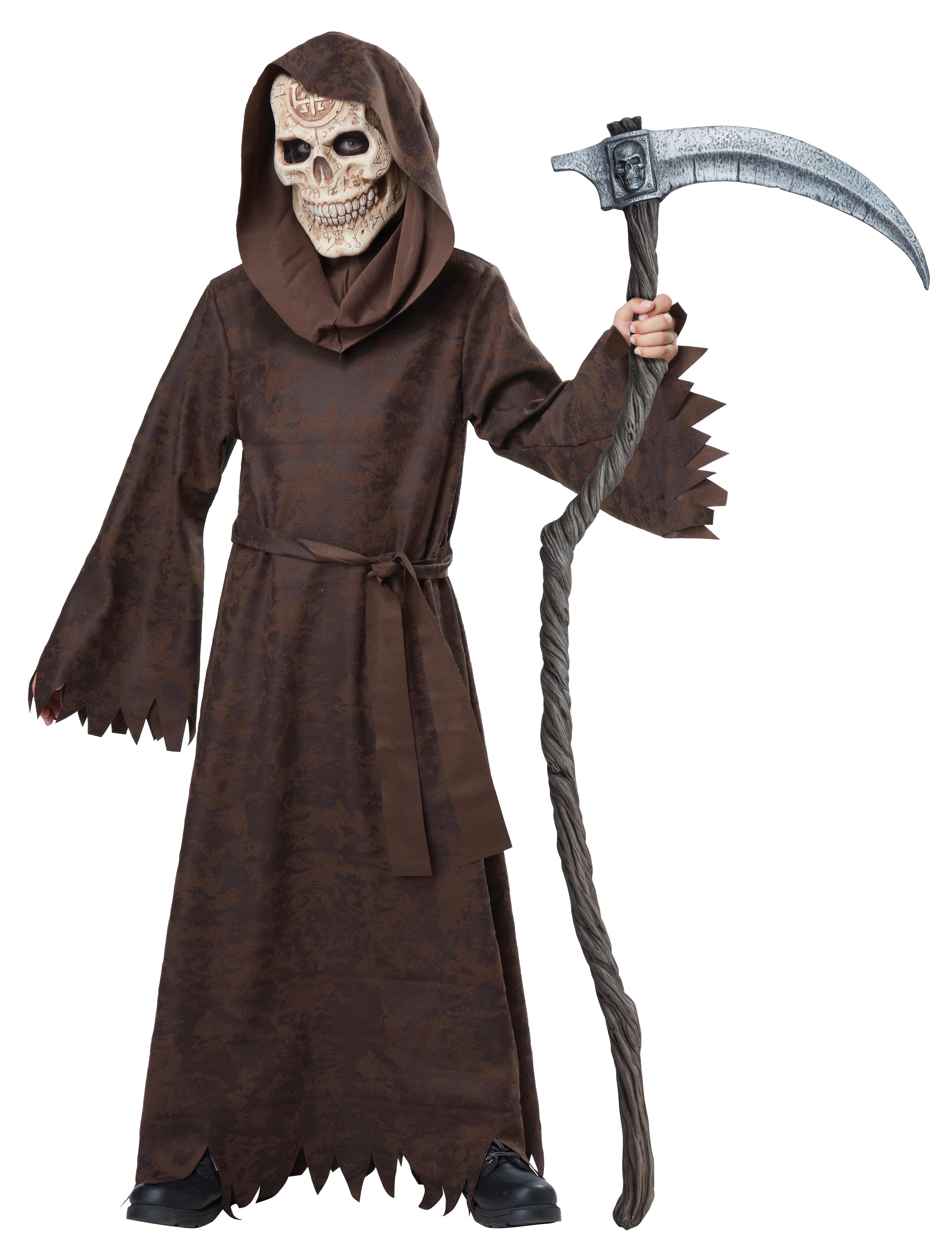 Детский костюм Смерти (34-36) детский костюм фиолетовой феи виндс 34