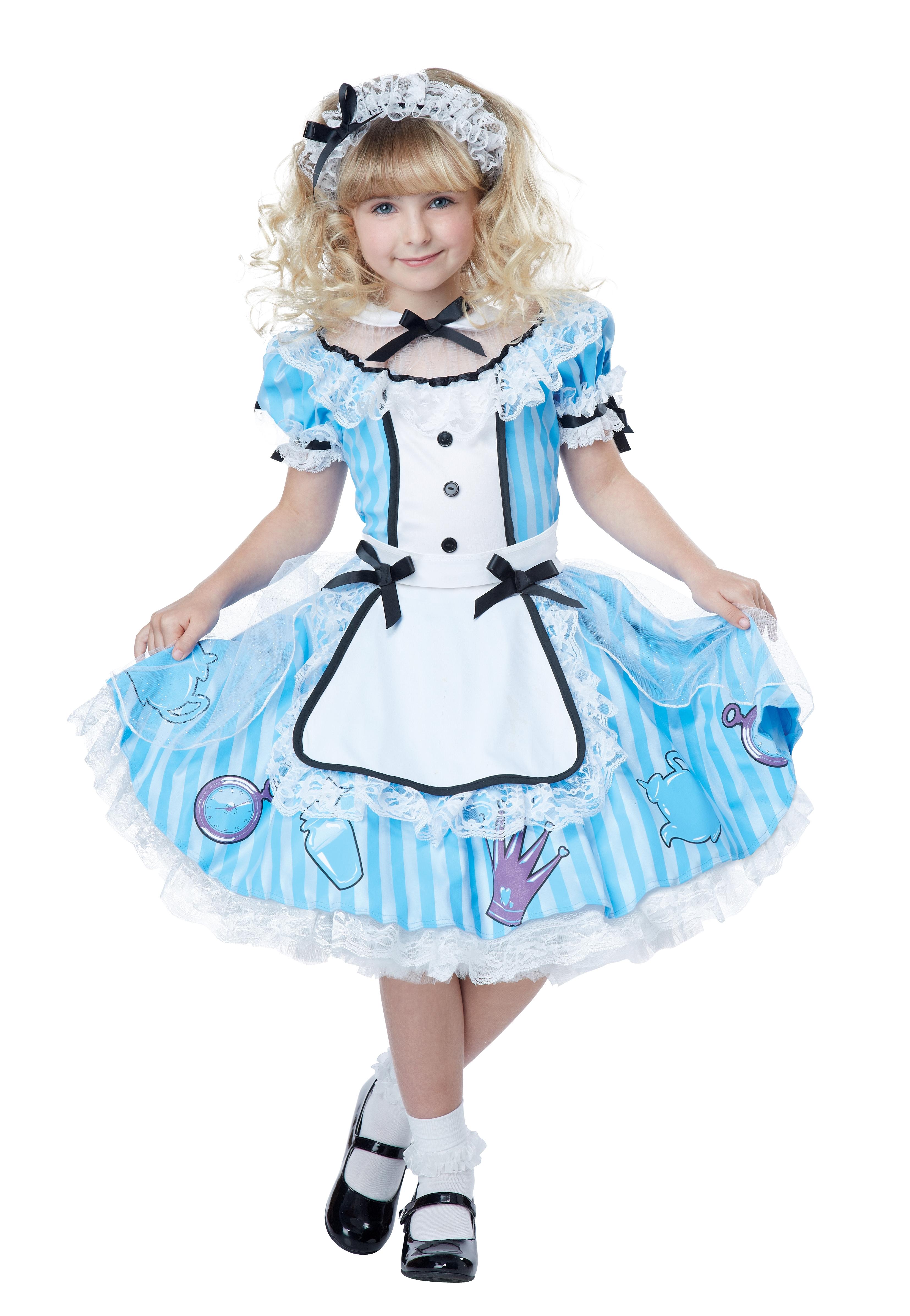 Детский костюм Алисы (28-30)