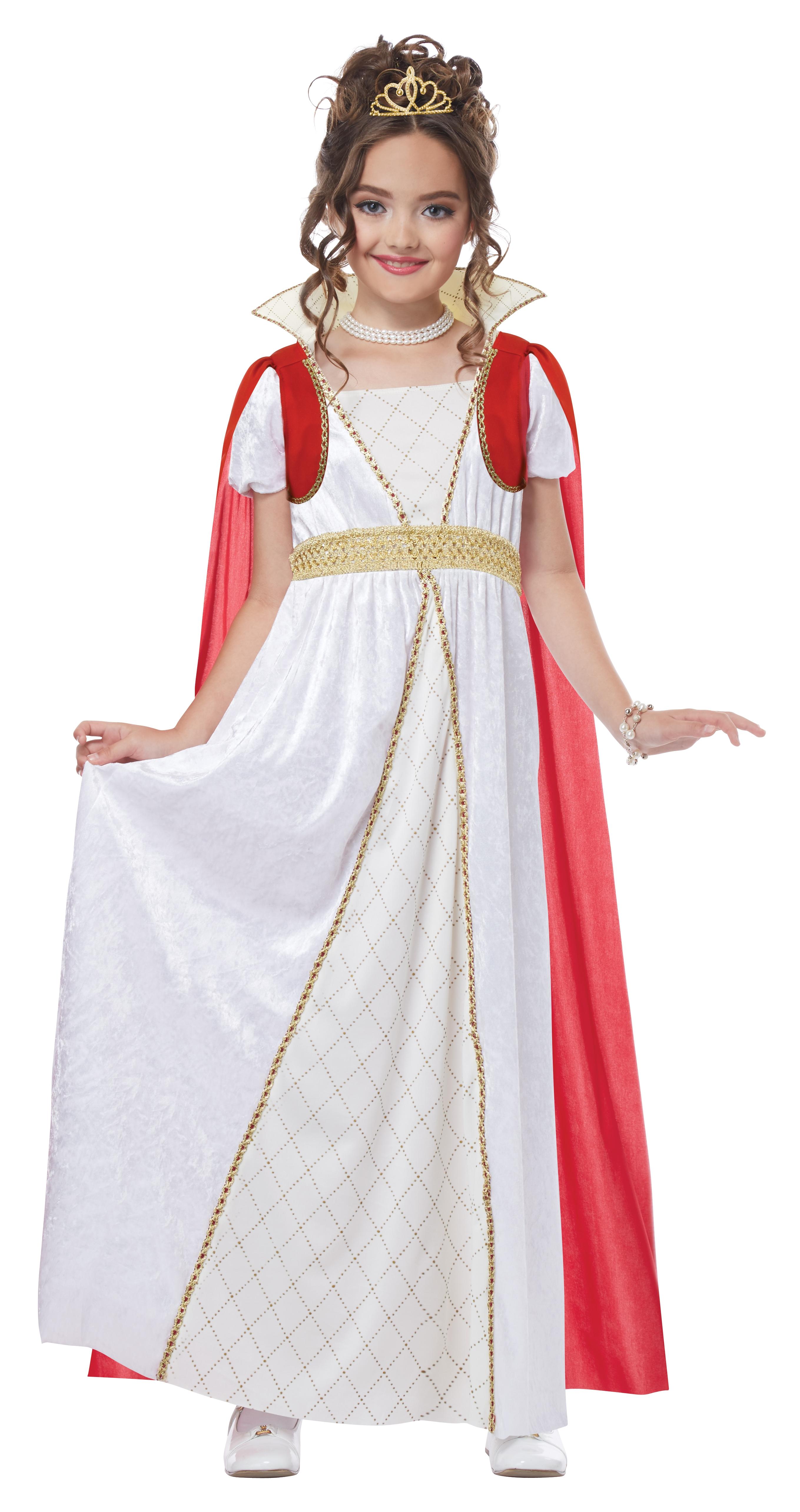 Детский костюм Юной Императрицы (38-40) детский костюм жуткого клоуна 38 40