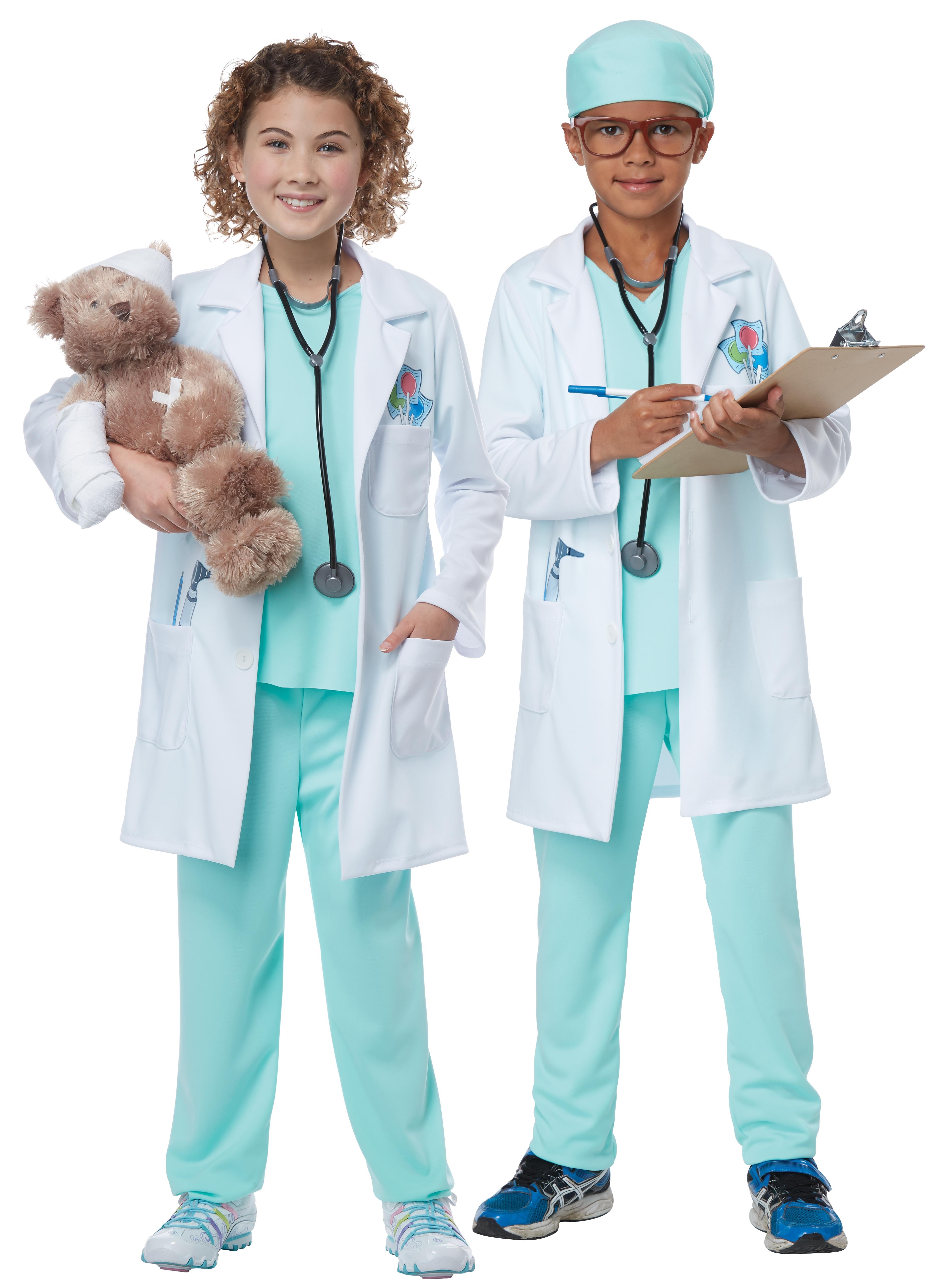 Детский костюм Внимательного Доктора (36)