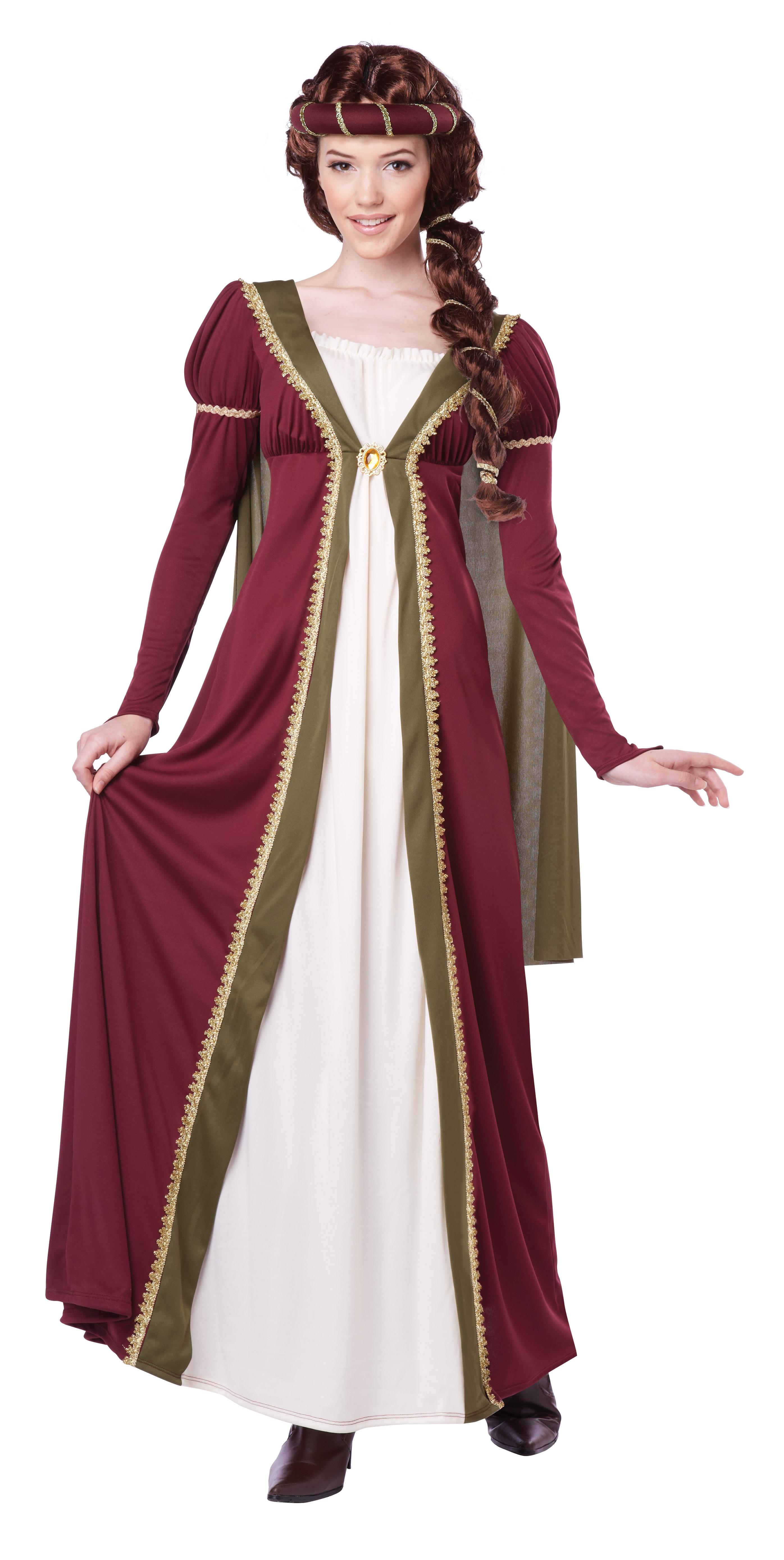 Костюм Средневековой красавицы (44) - Исторические костюмы, р.44