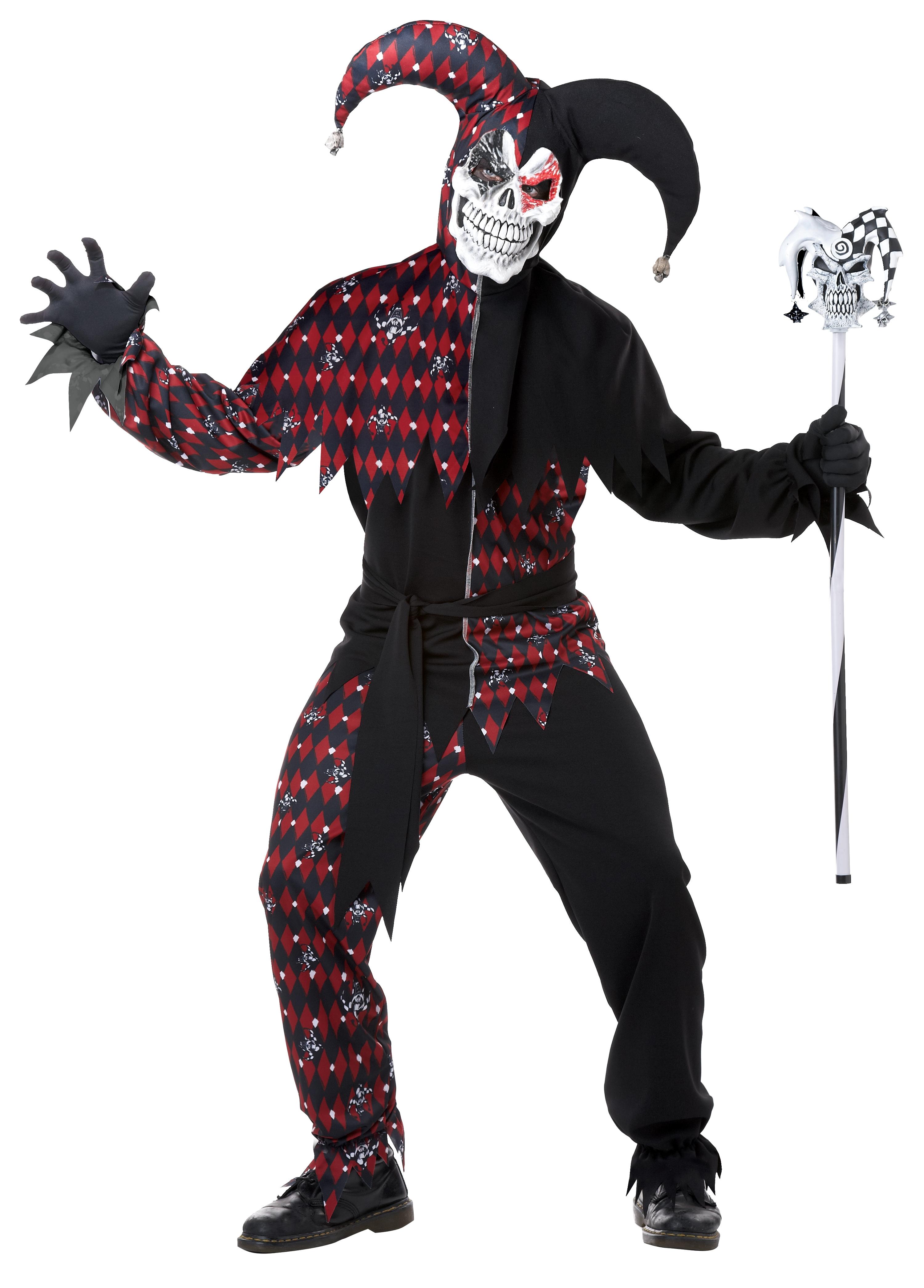 Костюм Кровожадного Джокера (48-50)