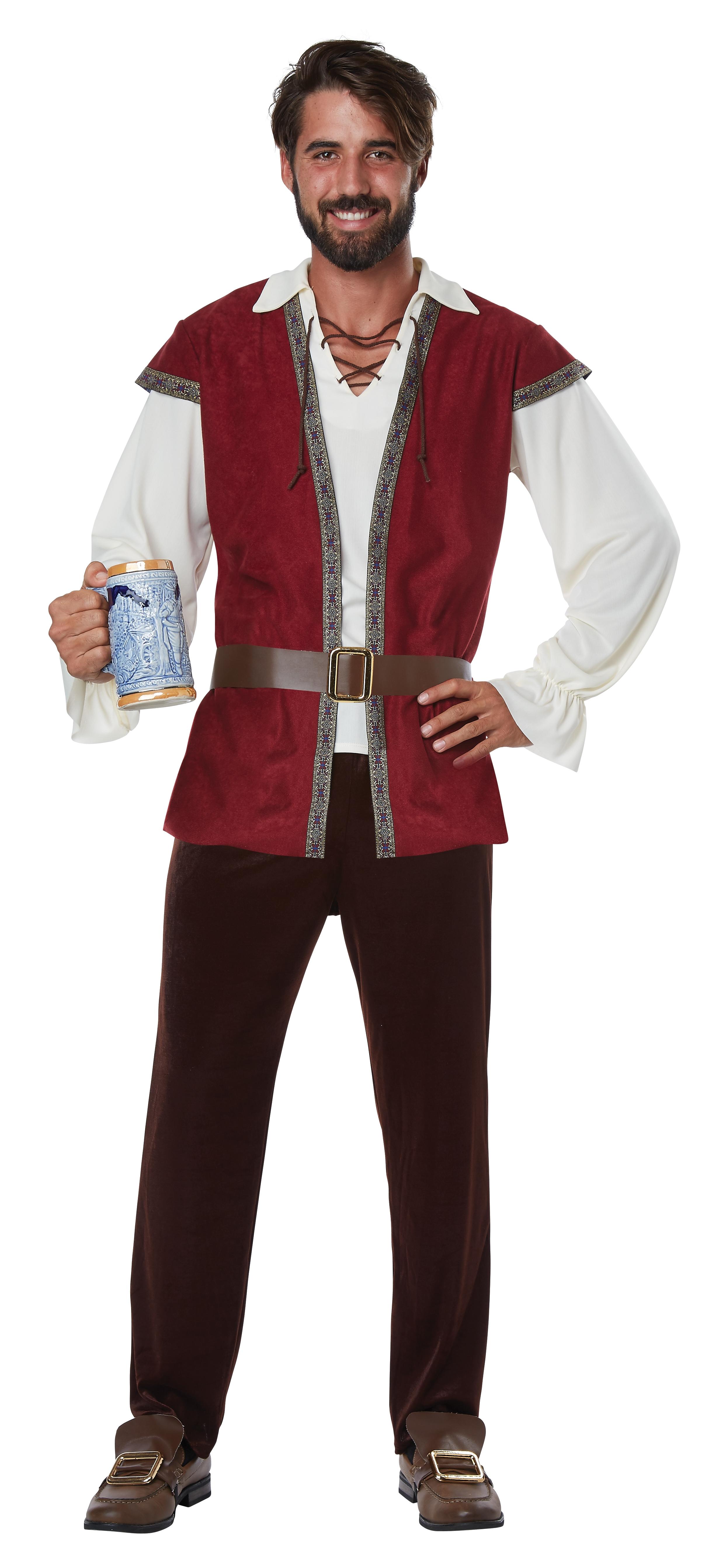Костюм Средневекового парня (48-50) -  Исторические костюмы