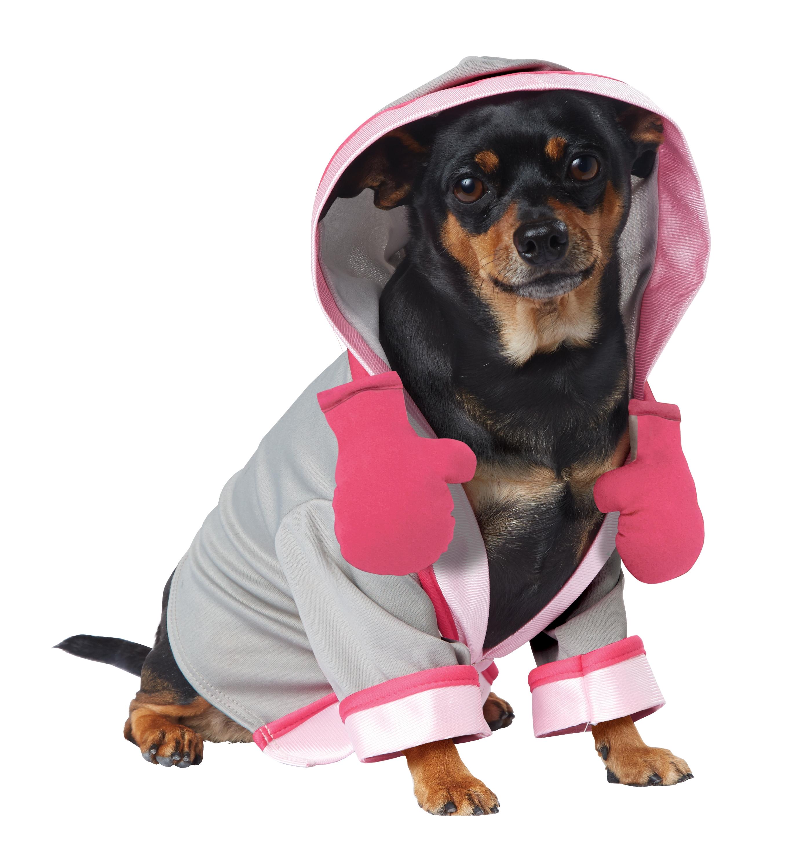 Костюм боксера для собаки (1) детский костюм чемпиона боксера 22