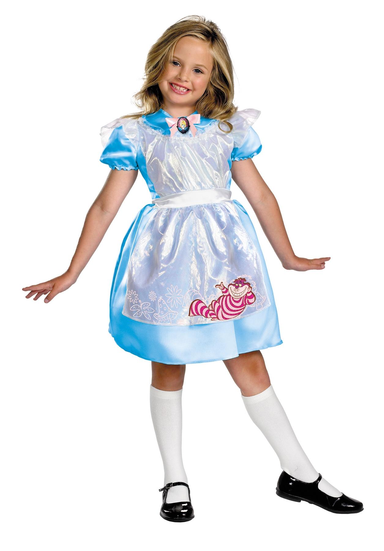 Детский костюм Алисы с котом (32-34)