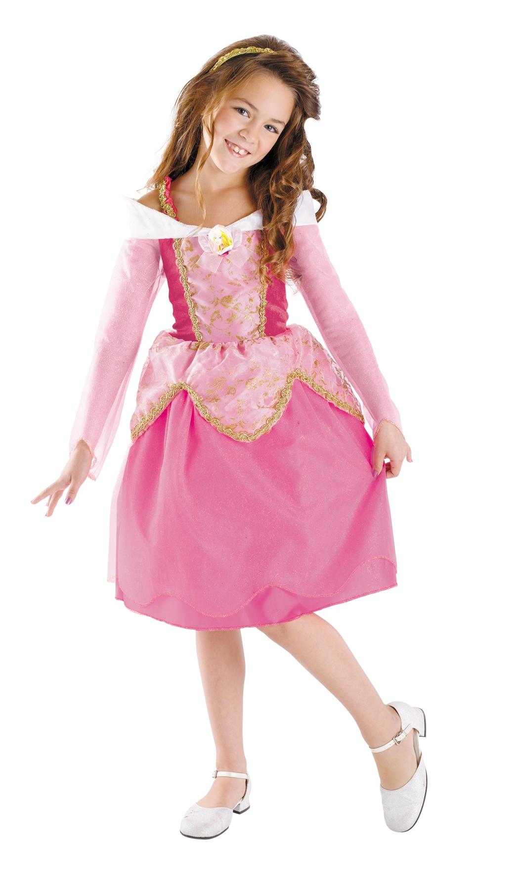 Детский костюм милой Авроры (26-30) детский костюм милой золушки 30 32