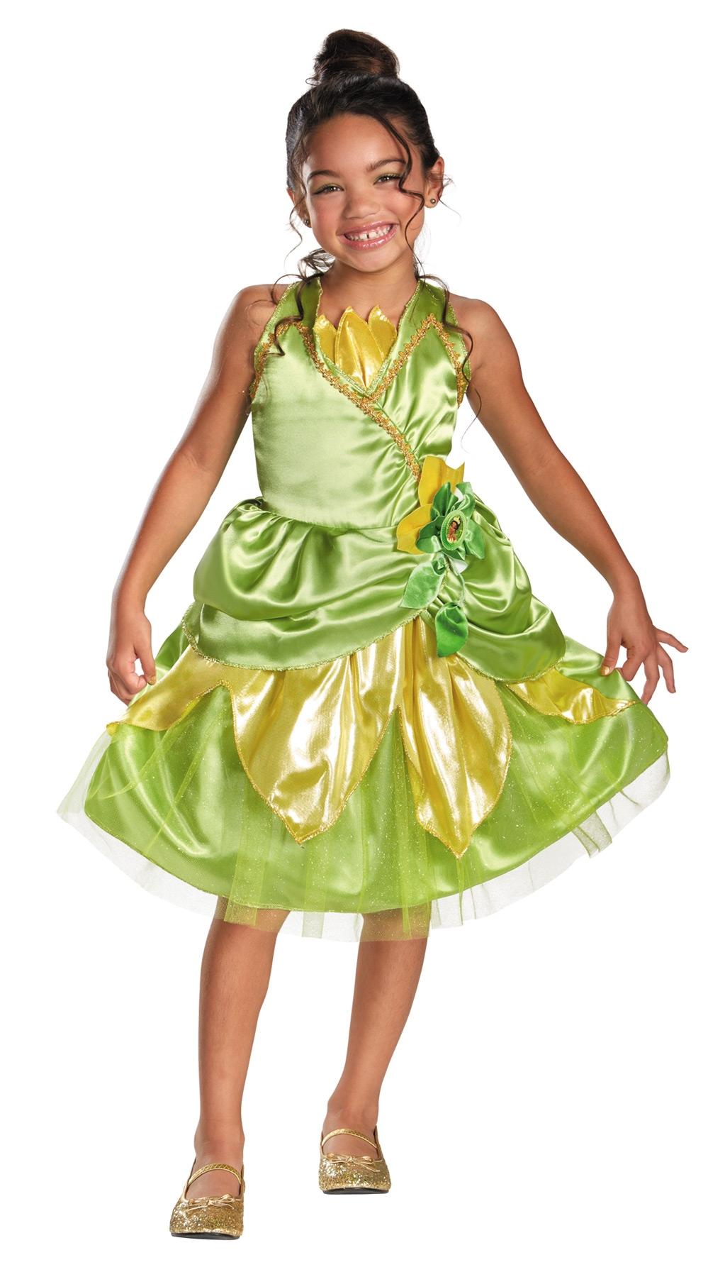 Детский костюм принцессы Тианы (32-34) детский костюм джульетты 32 34