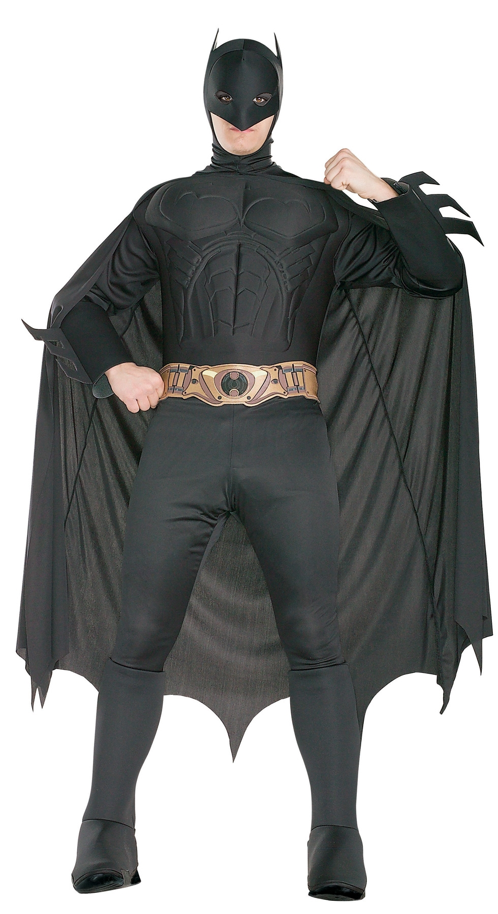 Костюм черного Бэтмена (48) - Супергерои и комиксы, р.48