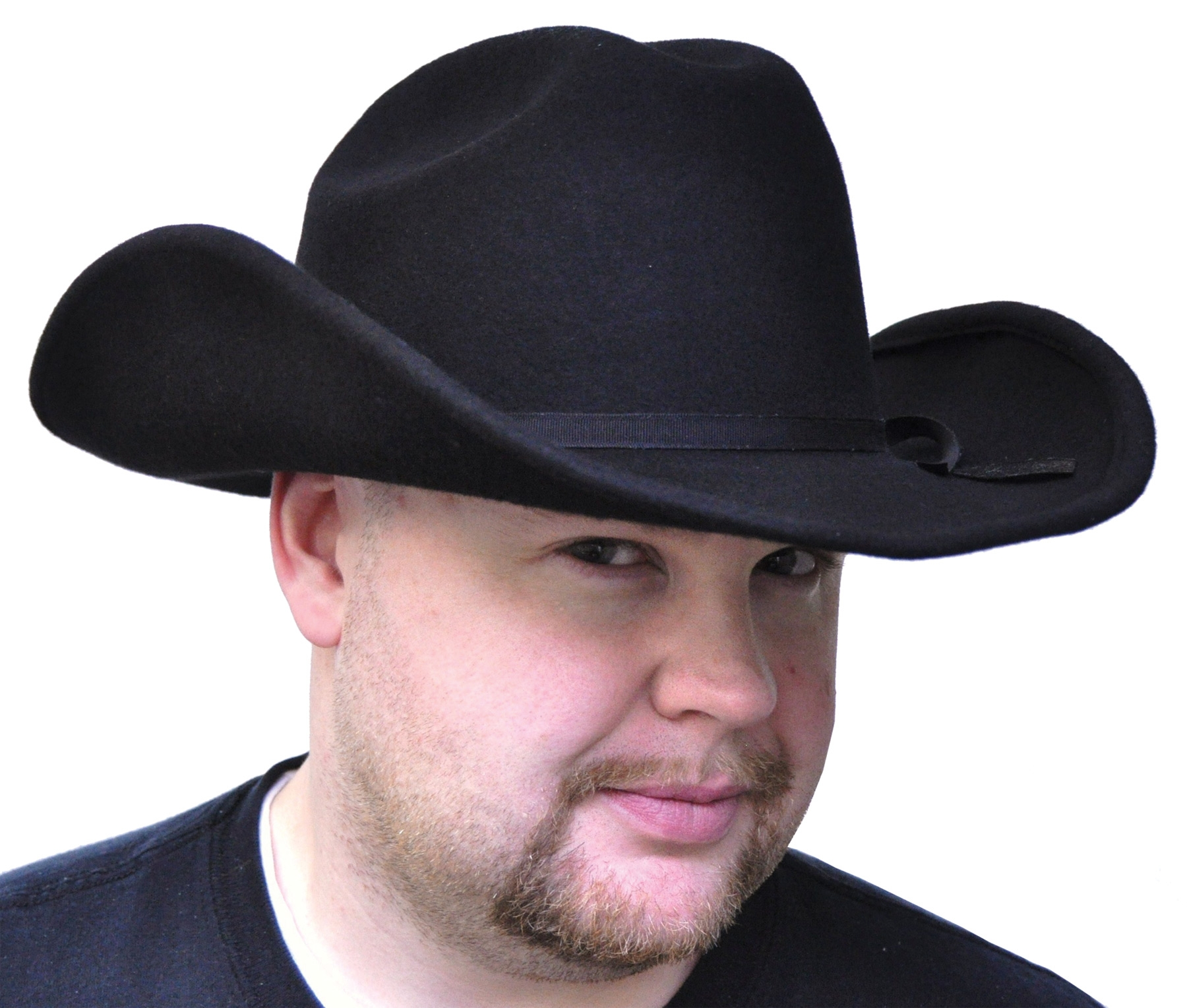Черная ковбойская шляпа (57) -  Исторические костюмы