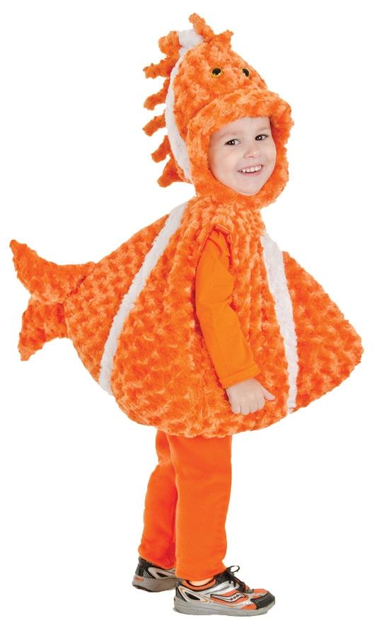 Костюм Рыбки Клоуна (18-24) детский костюм клоуна весельчака 38