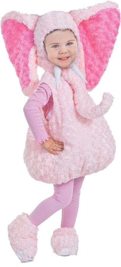 Детский костюм Розового Слоненка (18-24) детский костюм маленького повара 22 24