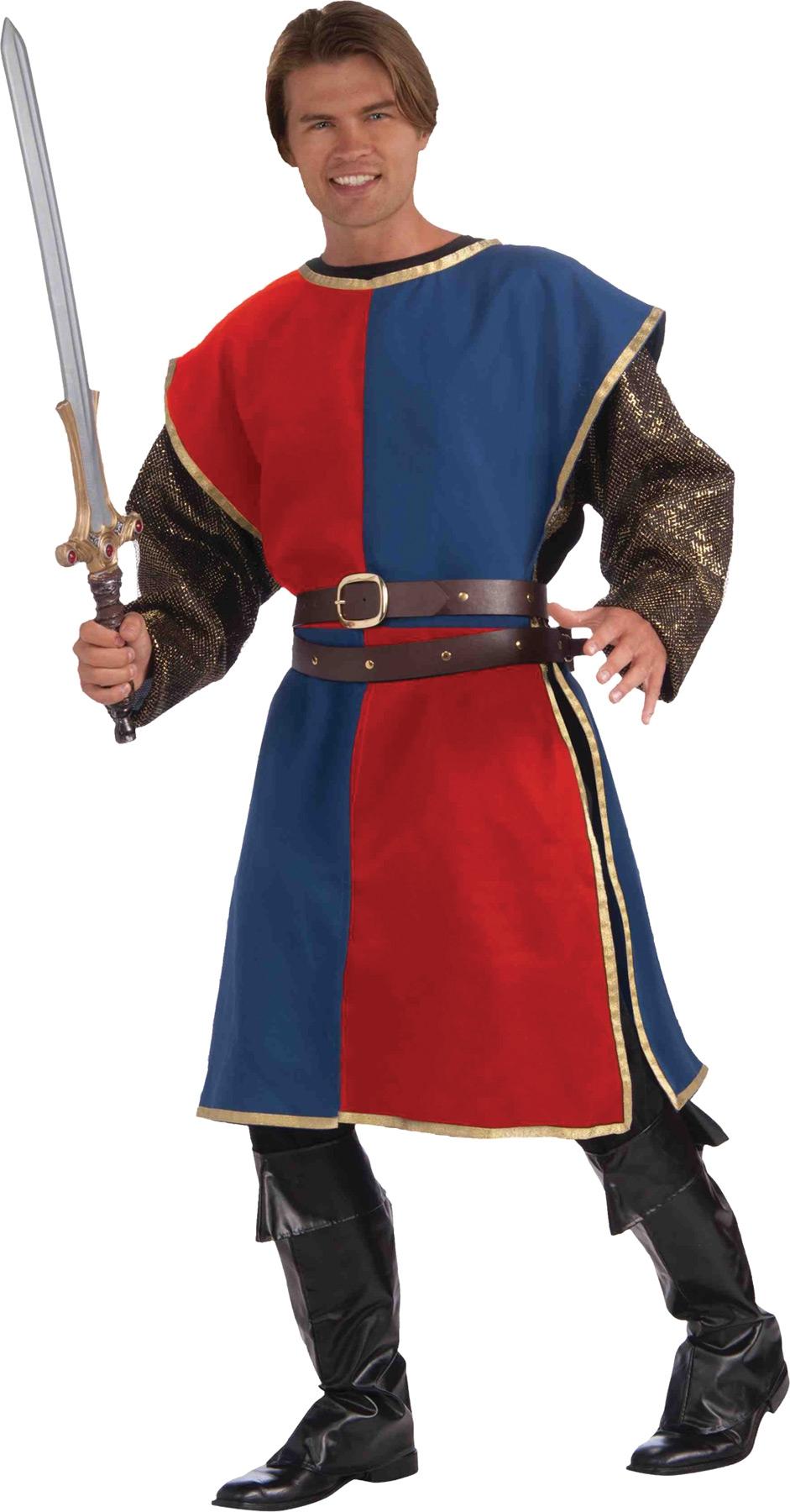 Накидка для костюма Рыцаря (UNI) -  Исторические костюмы
