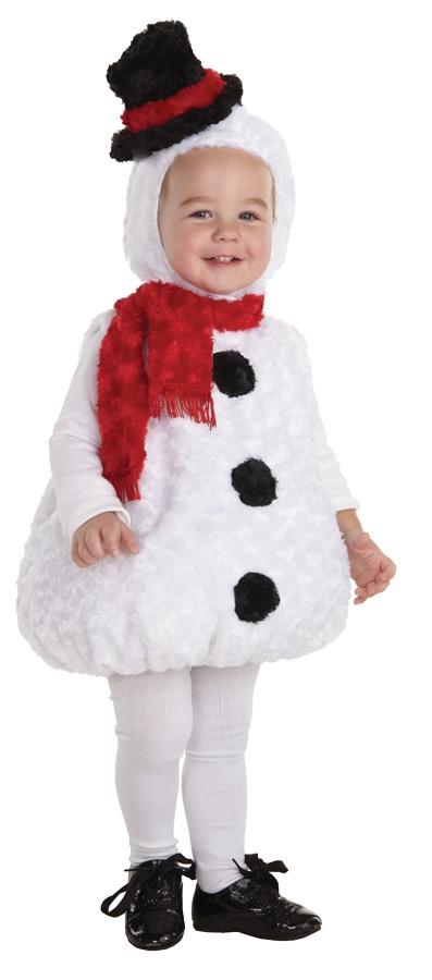 Костюм Снеговика для малыша (18-24) от Vkostume
