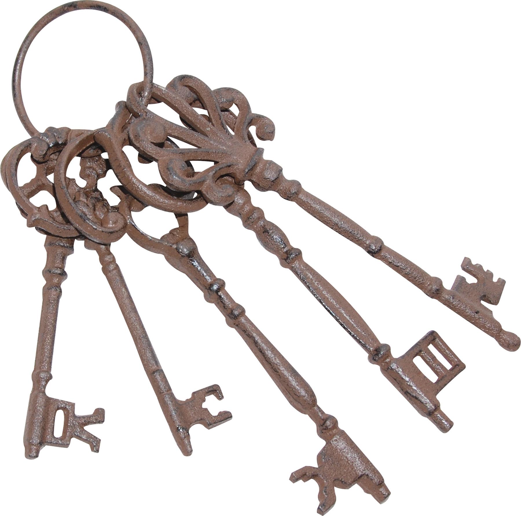 Связка железных ключей (UNI) -  Аксессуары на Хэллоуин